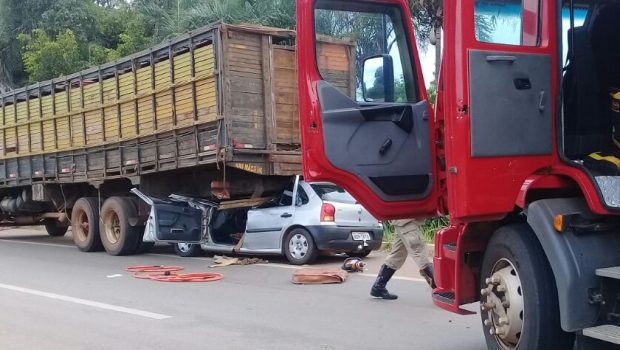 Fim de semana violento em rodovias que cortam Goiás