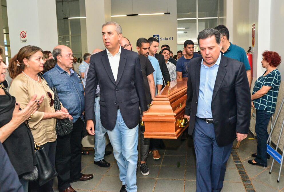 Na despedida de Isanulfo, Marconi afirma que Goiás perde um mestre da gestão e do jornalismo