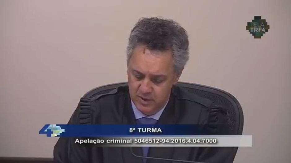 Relator no TRF4 faz resumo sobre ação de Lula e nega questão de ordem da defesa
