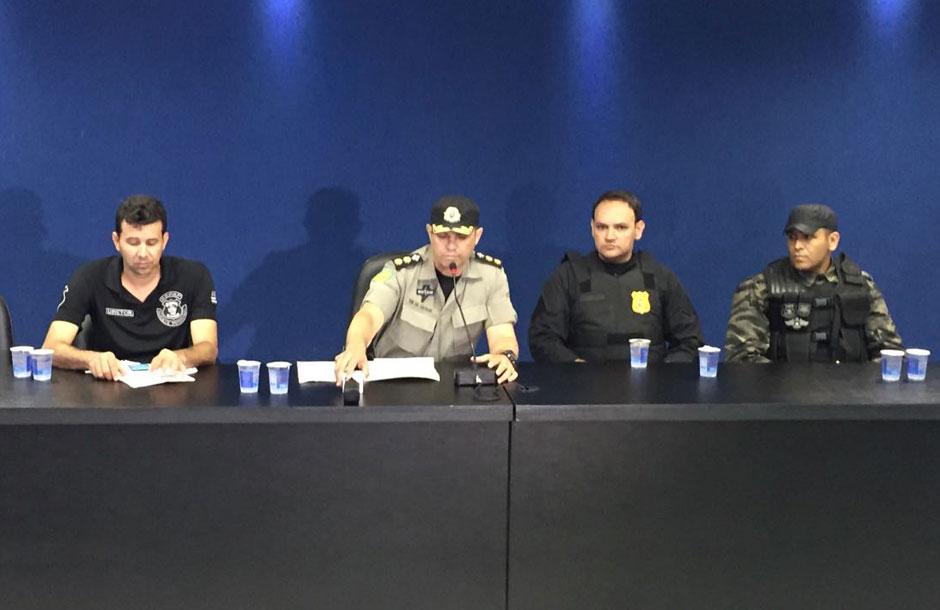 Governo anuncia chamamento de 1,6 mil agentes prisionais