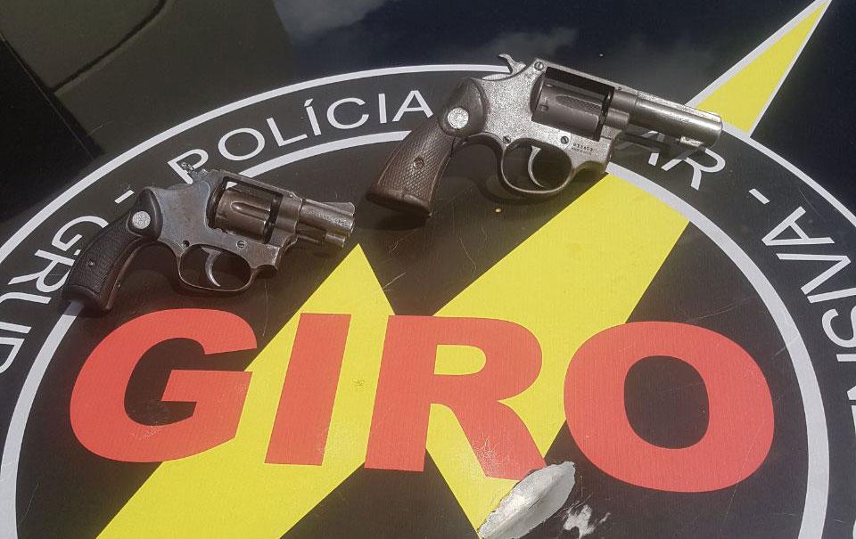 Dupla de foragidos é recapturada pela polícia em Aparecida de Goiânia