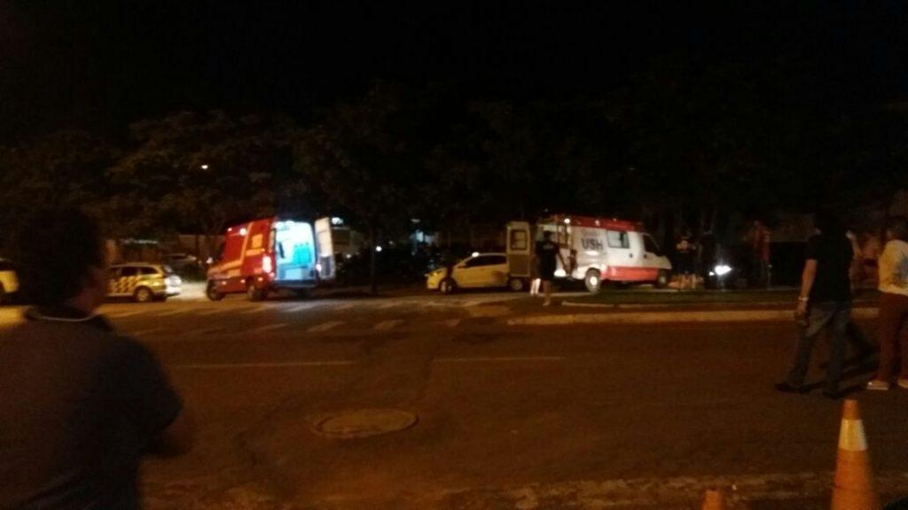 Cinco bandidos são mortos durante troca de tiros com a PM em Caldas Novas