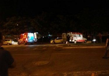 Três policiais militares são baleados em troca de tiros com bandidos em Caldas Novas