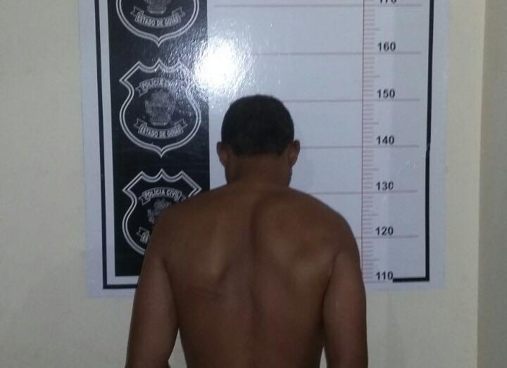 Suspeito é preso pelo estupro da filha e sobrinha, de 3 e 9 anos, em Aragarças