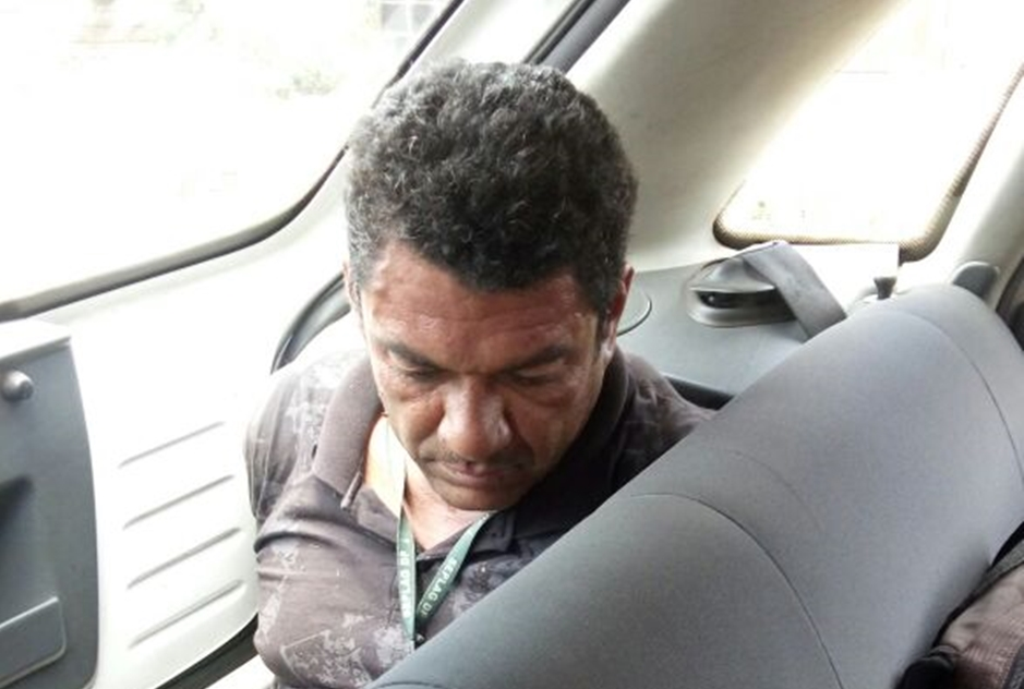 Agente federal frustra assalto e prende suspeito, em Aparecida de Goiânia