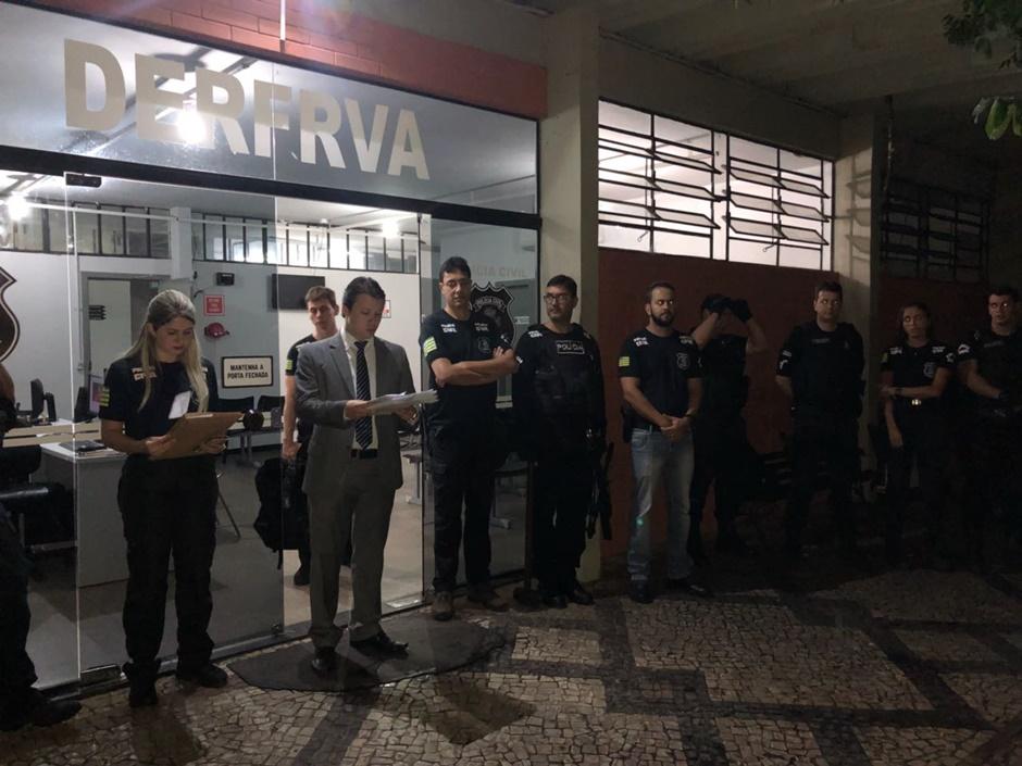 Organização criminosa que cometia fraudes no Ciretran de Anápolis é desmantelada