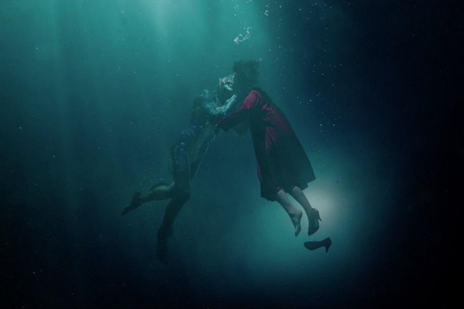 A Forma da Água lidera indicações ao BAFTA