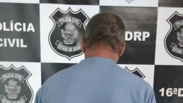 Homem é preso suspeito de abusar da sobrinha de 6 anos