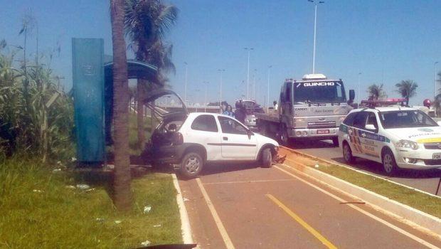 Polícia Civil vai investigar acidente que vitimou pedestre na GO-020