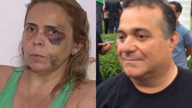 Ex-mulher denuncia humorista por agressão; homem nega acusações