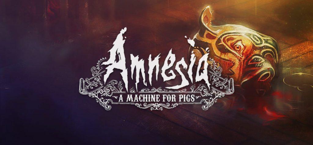 The Amnesia Collection está de graça até amanhã para PC