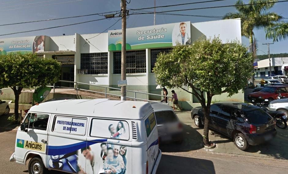 Trabalhadores da Saúde estão com salário atrasado no município de Anicuns