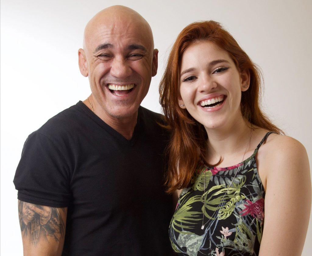 Pai e filha são escolhidos pelo público para ficar no 'BBB 18'