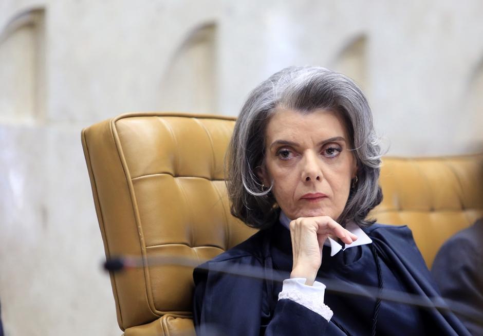 Cármen Lúcia vistoria presídio em Aparecida de Goiânia na segunda-feira