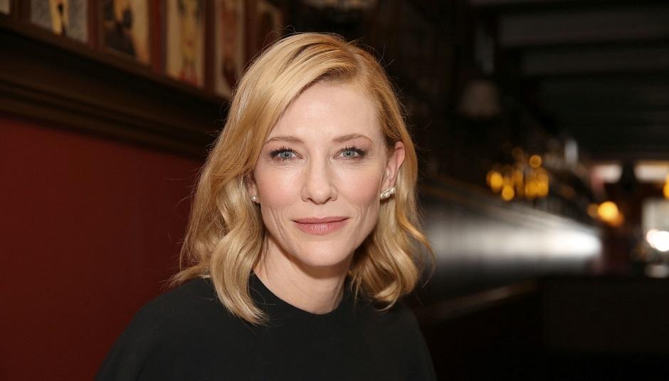 Cate Blanchett será presidente do júri do Festival de Cannes deste ano
