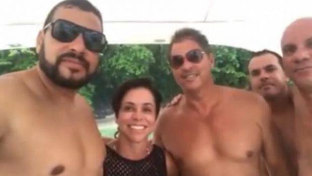 Em barco, Cristiane Brasil faz vídeo para se defender de condenação