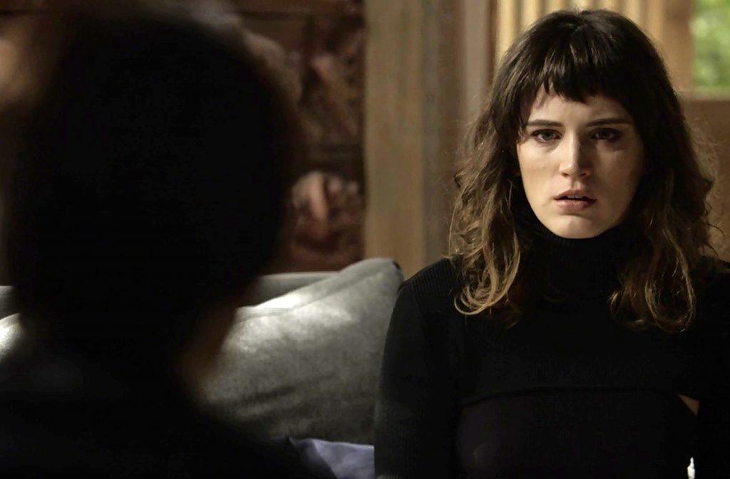 Em 'O Outro Lado do Paraíso', Patrick avisa a Clara que entrará com o pedido de guarda de Tomaz