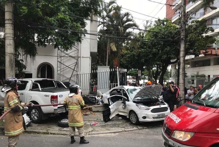 Acidente no Rio mata dois turistas argentinos e deixa quatro feridos