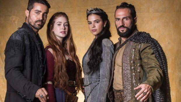 'Deus Salve o Rei' é a melhor estreia das 19h na Globo desde 'Cheias de Charme'