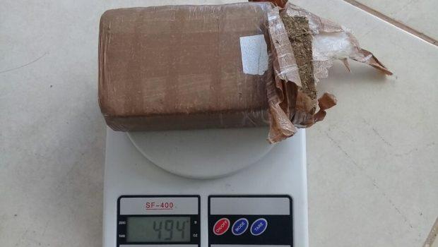 Três homens são presos em Minaçu com droga que seria vendida no Tocantins