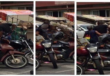 Homem é esfaqueado durante briga de catadores de recicláveis, em Campinas