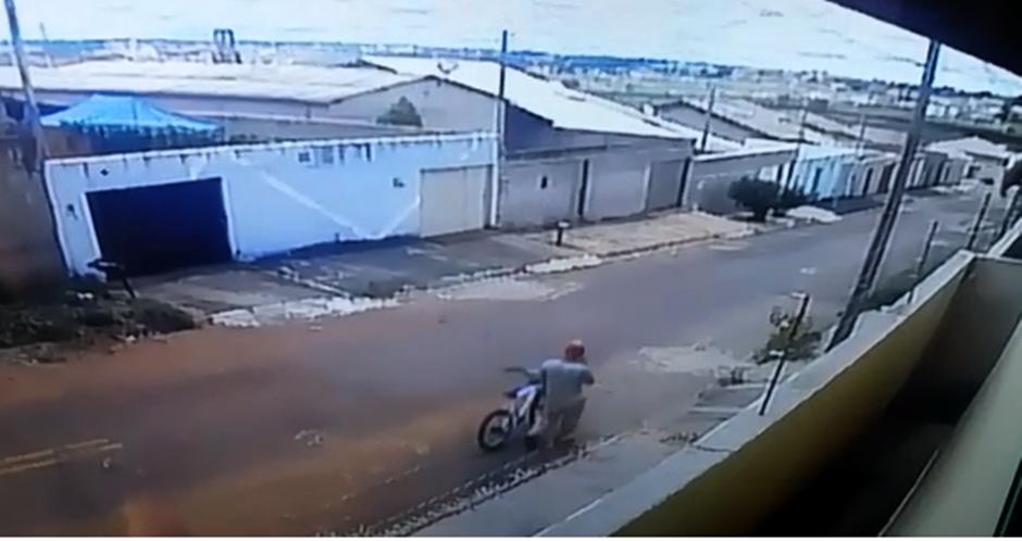Mulher é estuprada em plena luz do dia no Bairro Vale do Sol em Anápolis