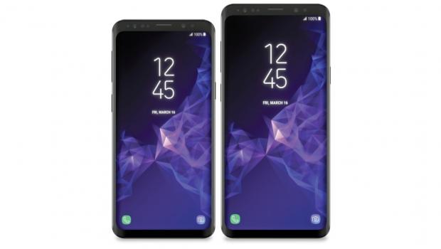 Vaza imagem do novo Galaxy S9 e S9 Plus
