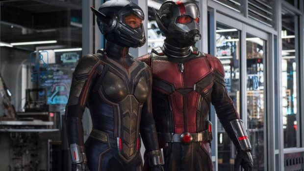 Marvel divulga o primeiro trailer de Homem-Formiga e Vespa