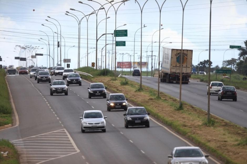 Feriado termina com apenas uma morte nas rodovias federais em Goiás