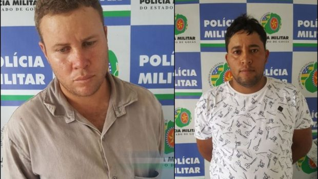 Irmãos são presos por comercializarem agrotóxicos contrabandeados em Jataí