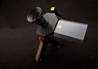 Kodak divulga primeiro vídeo com nova câmera Super 8