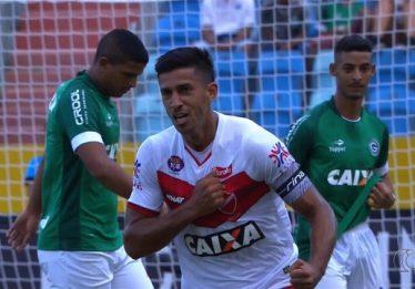 Vila Nova vence clássico com torcida única do Goiás