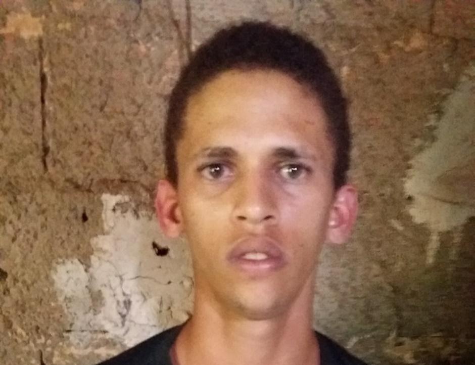 Suspeito de latrocínio a idoso em Palmelo é preso em Aparecida de Goiânia