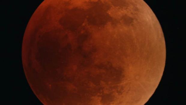 Superlua, Lua azul e Lua de sangue acontecem nesta quarta