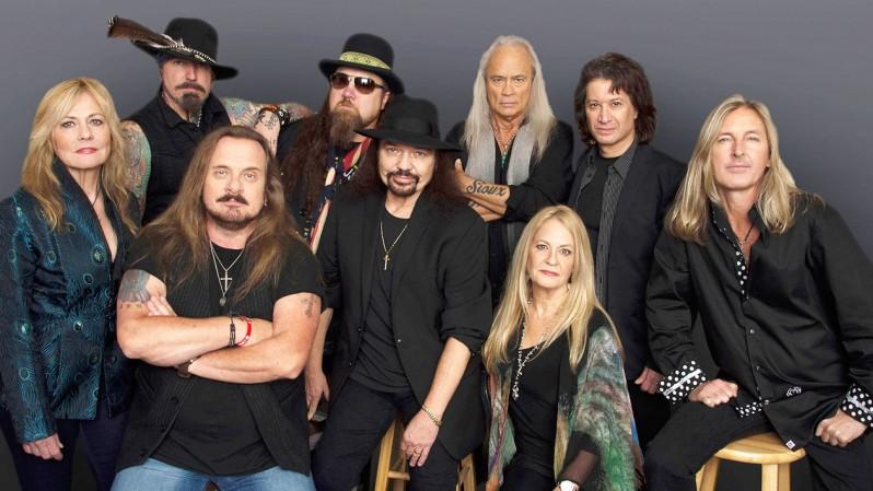 Lynyrd Skynyrd anuncia turnê de despedida com datas apenas nos EUA