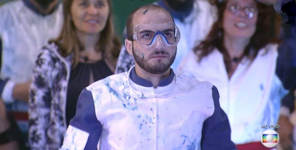 Mahmoud é o primeiro líder do BBB 18 e indica Ana Paula para o Paredão