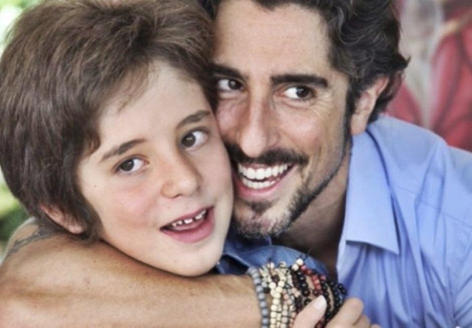 Marcos Mion explica por que não levou o filho com autismo em viagem