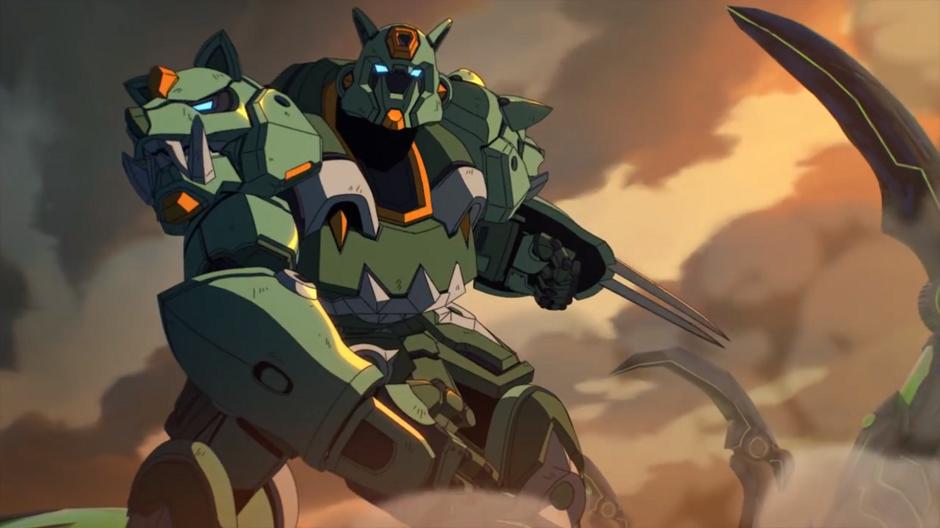 Blizzard faz anime para atualização de Heroes of the Storm