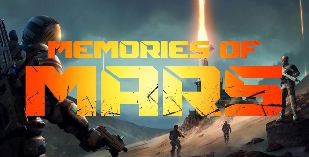 Sobreviva à Marte em Memories of Mars