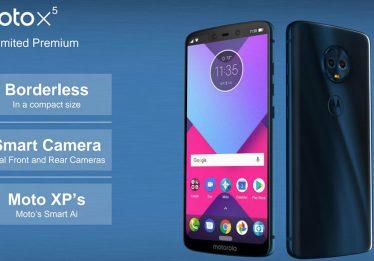 Moto X 5 deve ter câmeras duplas frontais e traseiras