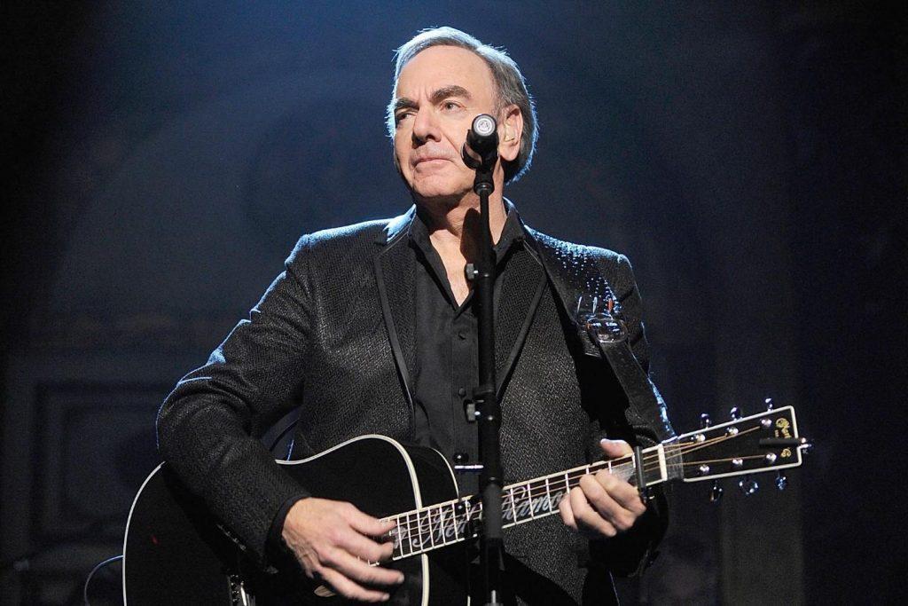 Neil Diamond revela que tem Parkinson e cancela turnê mundial