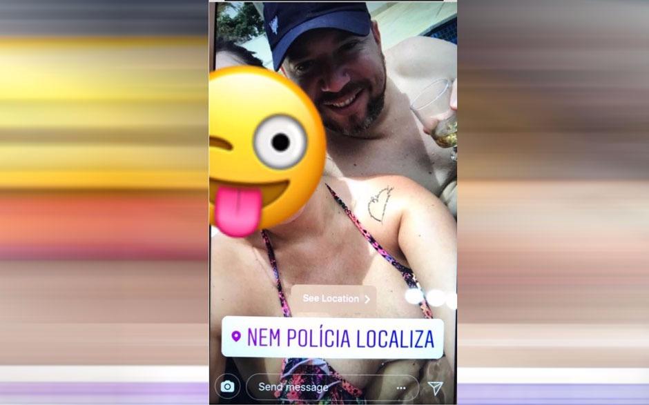 """Homem que postou """"nem polícia localiza"""" é preso em Goiânia"""
