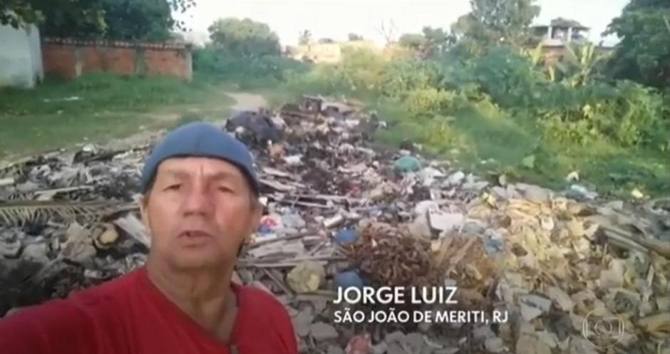 Rede Globo começa a receber vídeos com 'O Brasil Que Eu Não Quero'