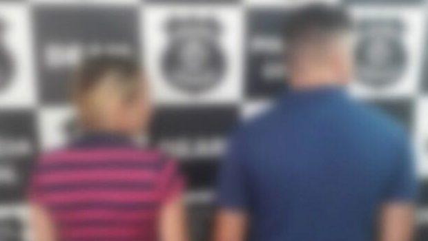 Padrasto é preso suspeito de abusar de enteadas com conivência da mulher