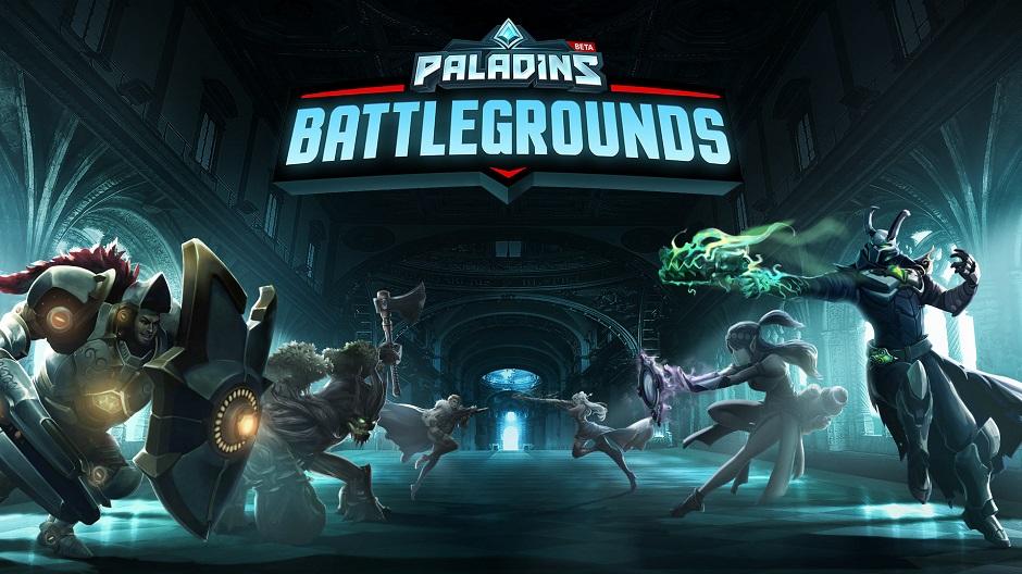 Paladins adiciona modo battle royale para atrair novos jogadores