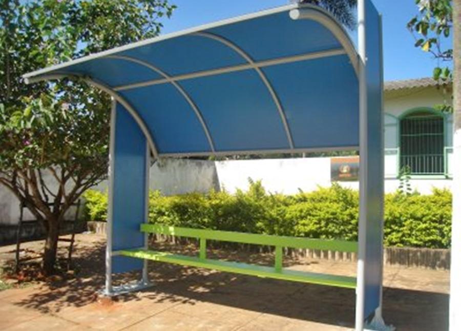 Pontos de ônibus passarão a ser geridos pelos municípios