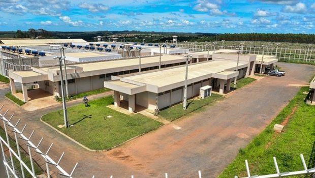 Detentos iniciam tumulto em unidade prisional de Anápolis