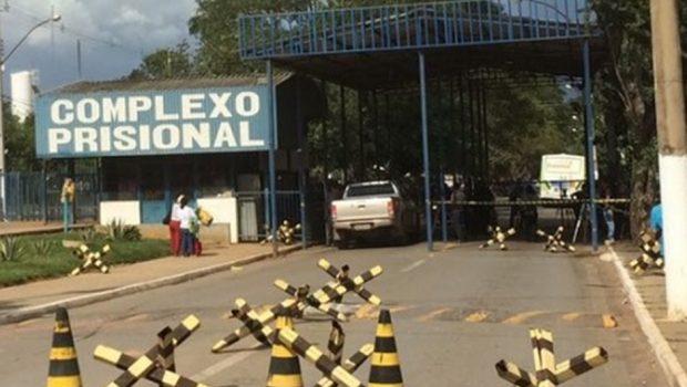 Prefeitura pede retirada do Complexo Prisional de Aparecida de Goiânia