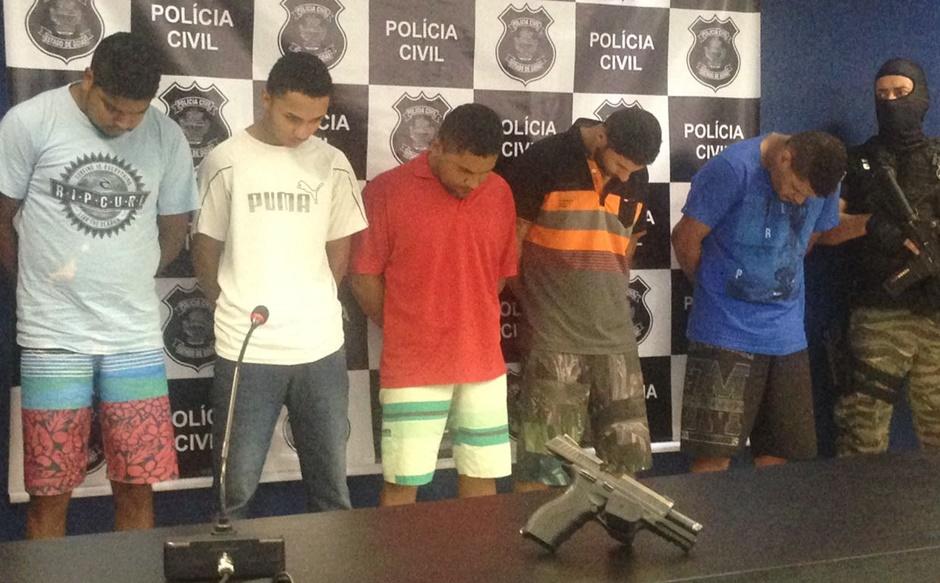 Desarticulada quadrilha que explodiu bancos em quatro cidades de Goiás