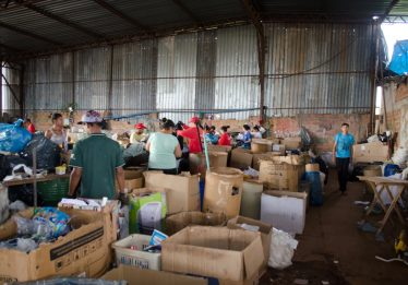 Reciclagem em Goiânia cresce 88% em relação a 2017